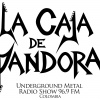 La CAJA de PANDORA Underground Metal Radio Show - Emisión Enero 25 / 18