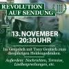 Revolution auf Sendung #001 - 13. November 2017