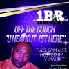 OFF THE COUCH WITH V-JAMS