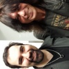 IndiePulse Music Magazine Rudy Sarzo and Richie Castellano for Peavey Guitars at The NAMM Show 2014