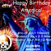 Nova 104 on KBYS aired 2017-07-02 4th of July Tribute Show