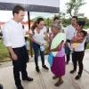 Continúan los apoyos para reconstruir Chiapas