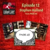 Episode 12- Stephen Holland from PAGE 45