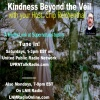 Kindness Beyond the Veil-Special Guest: Virginiarose Centrillo This extraordinary Psychic Medium has worked hauntings,poltergeist cases;accl