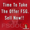 Time To Take The Offer FSG. Sell Now!!