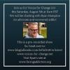 VFC 2.0 Welcomes Addiction and Recovery Expert Ryan Hampton