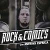 The Rock & Comics Podcast
