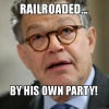 Injustice: Democrats Railroaded Senator Al Franken