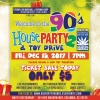 Welcome To The 90's: House Party 2 & Toy Drive