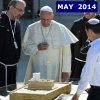 Pope Meets Israel Pres for Mideast Peace