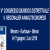 Congresso Giuridico Distrettuale Merano
