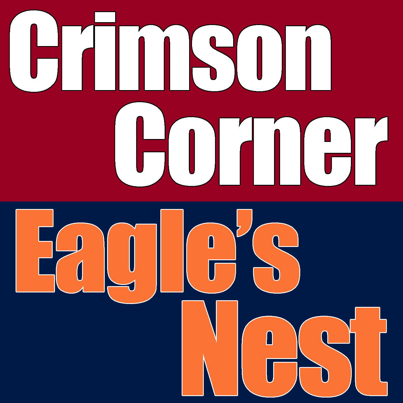 Crimson Corner Eagles Nest