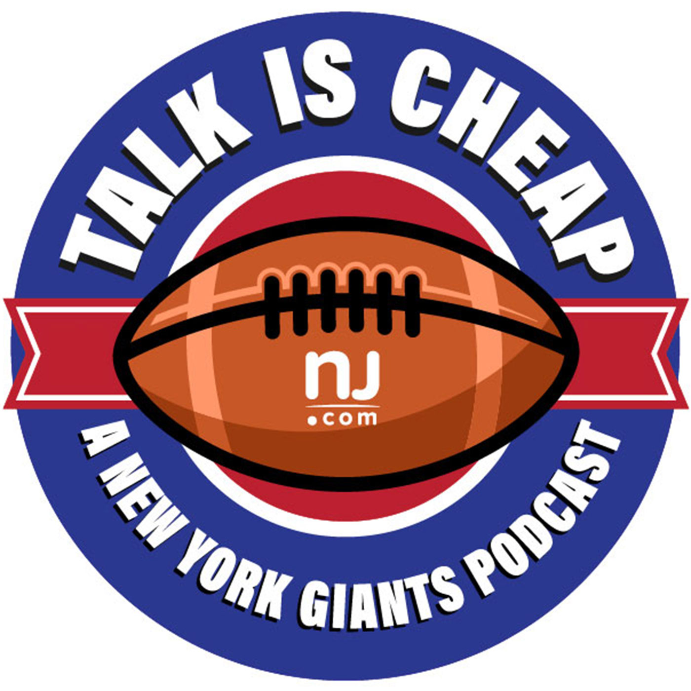 Talk is Cheap  A New York Giants Podcast by NJ.com on Apple ... d28ee7cd0