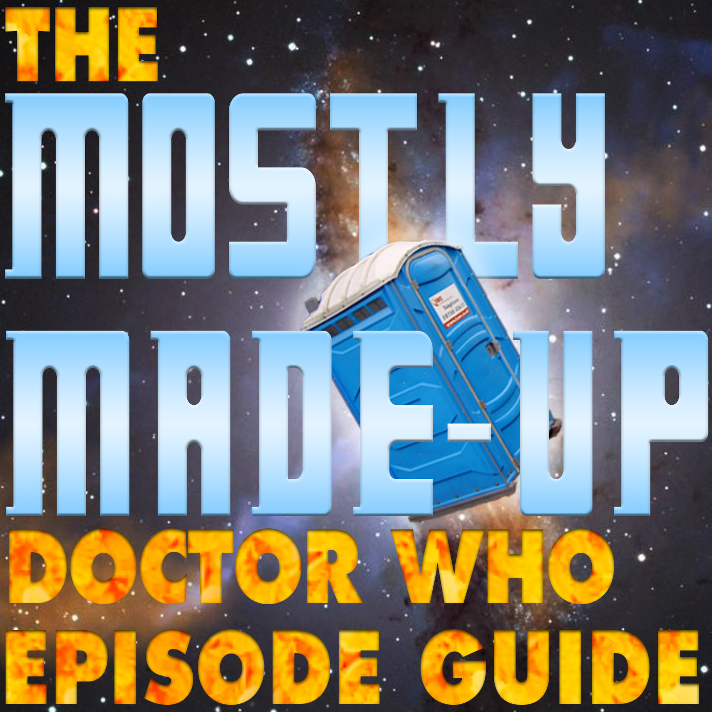 The Mostly Made-Up Doctor Who Episode Guide