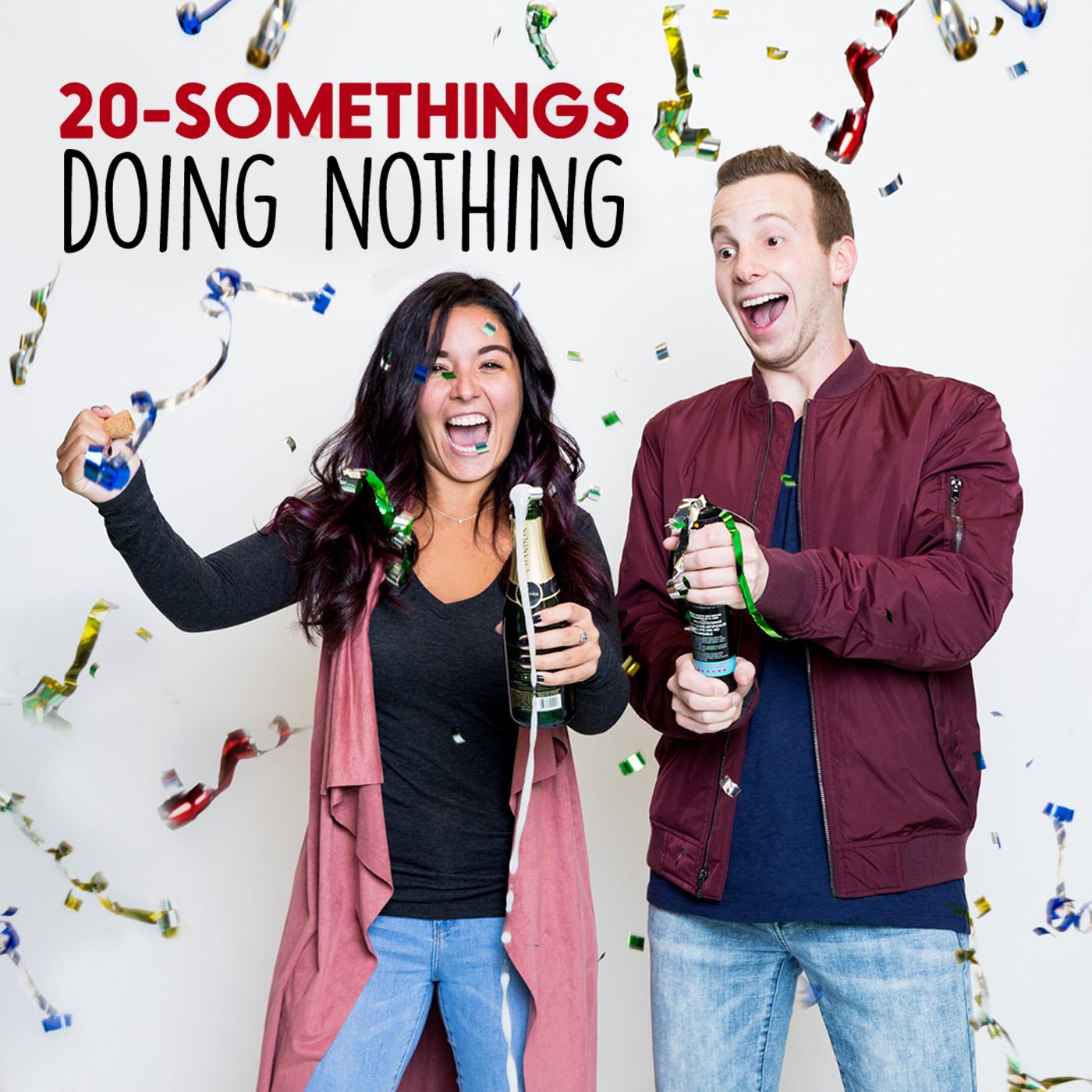 20-Somethings Doing Nothing