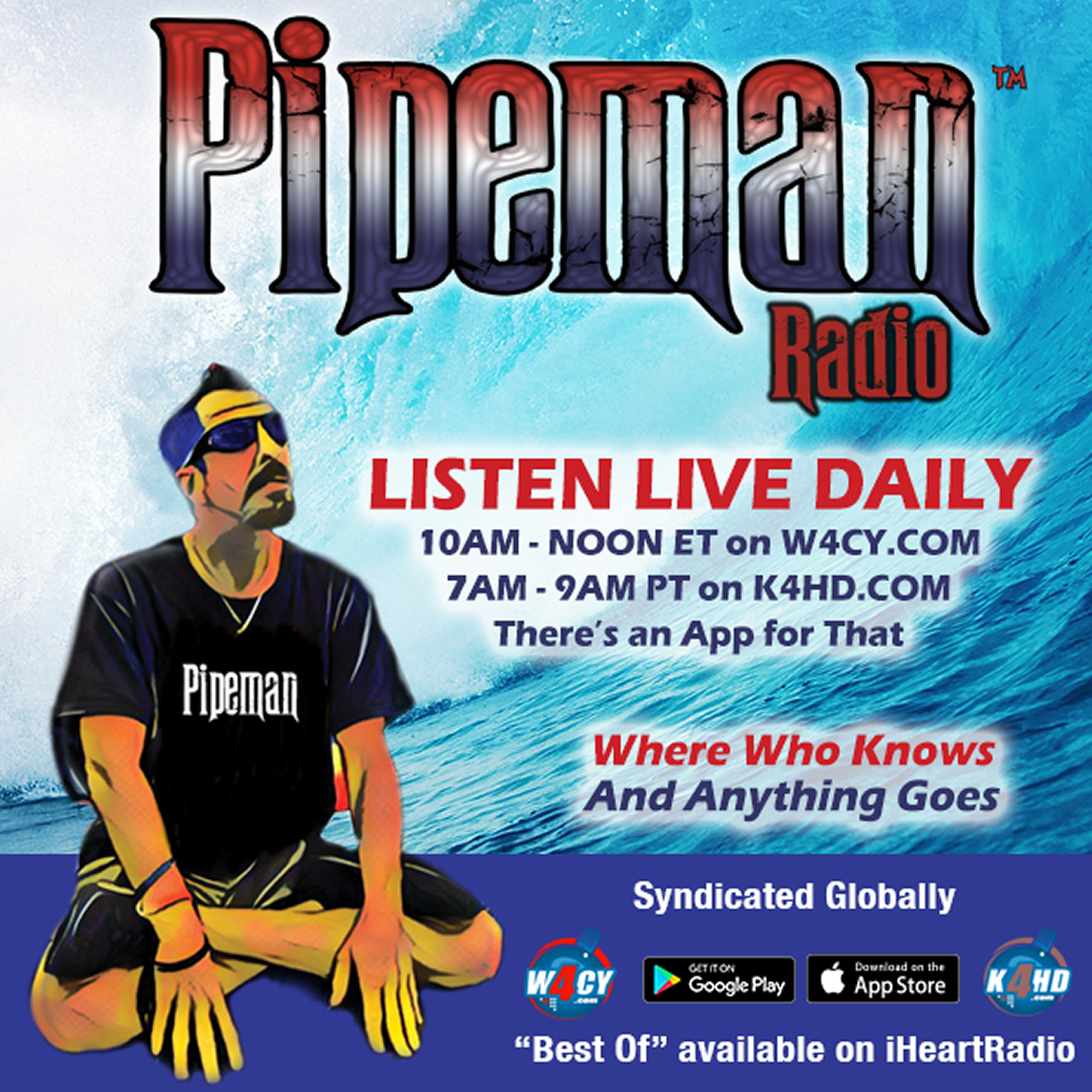 Pipeman Radio: Episode #749