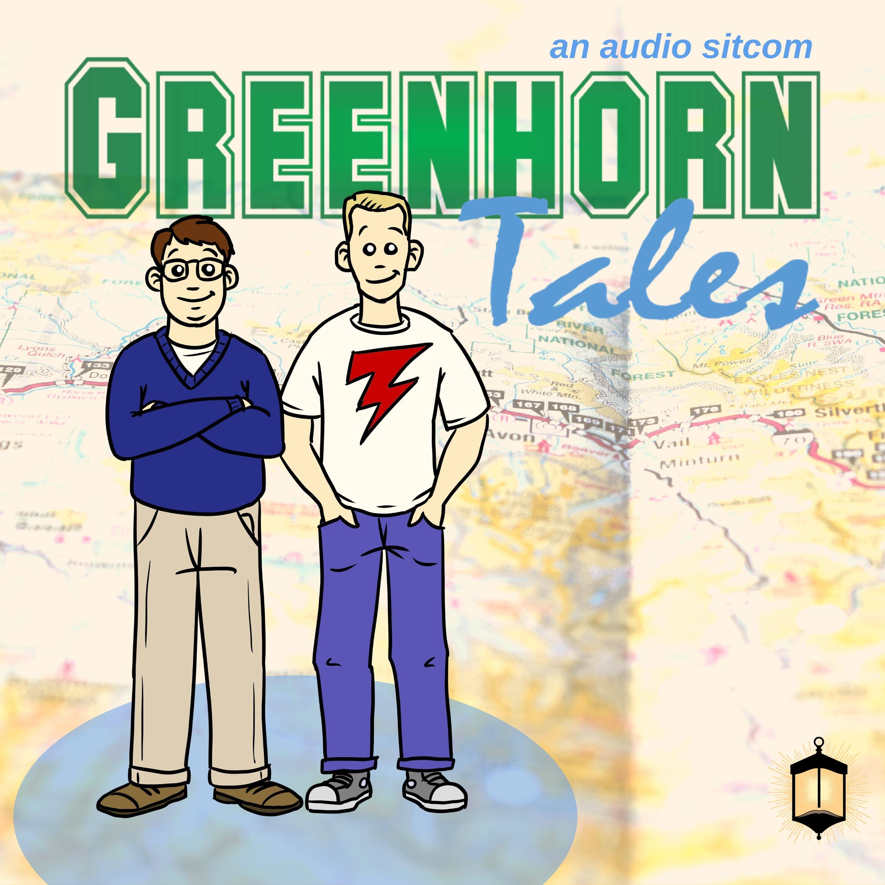Greenhorn Tales | an audio sitcom