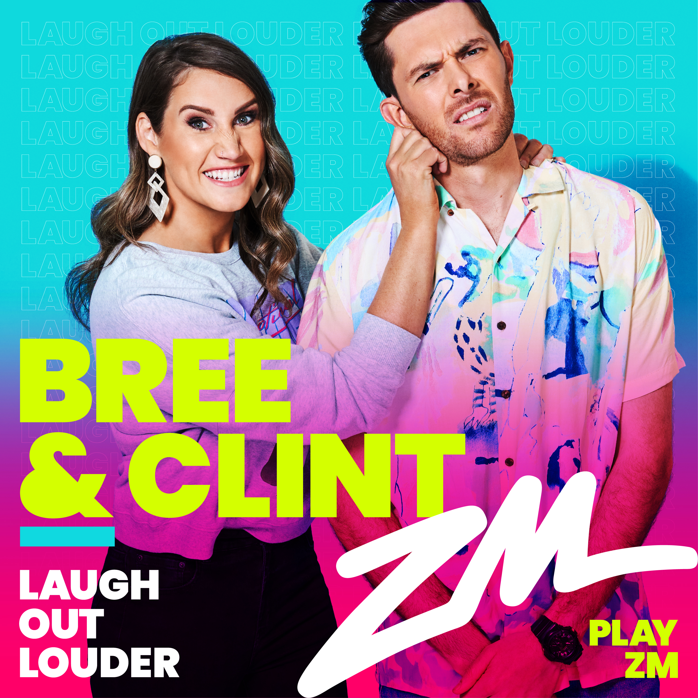 ZM's Bree & Clint Podcast – 25th May 2021