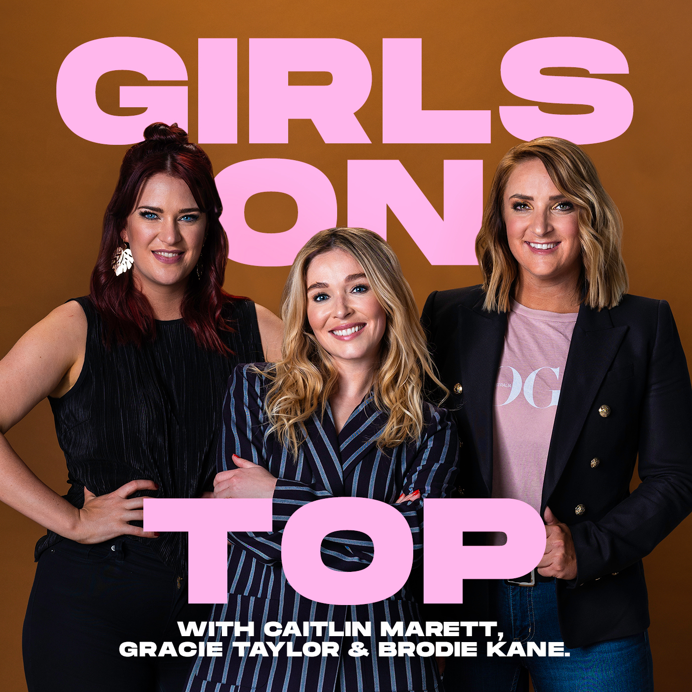Girls On Top - Episode 73 - Beth and Eva share their experiences of dating after a year of self reflection and living with PCOS