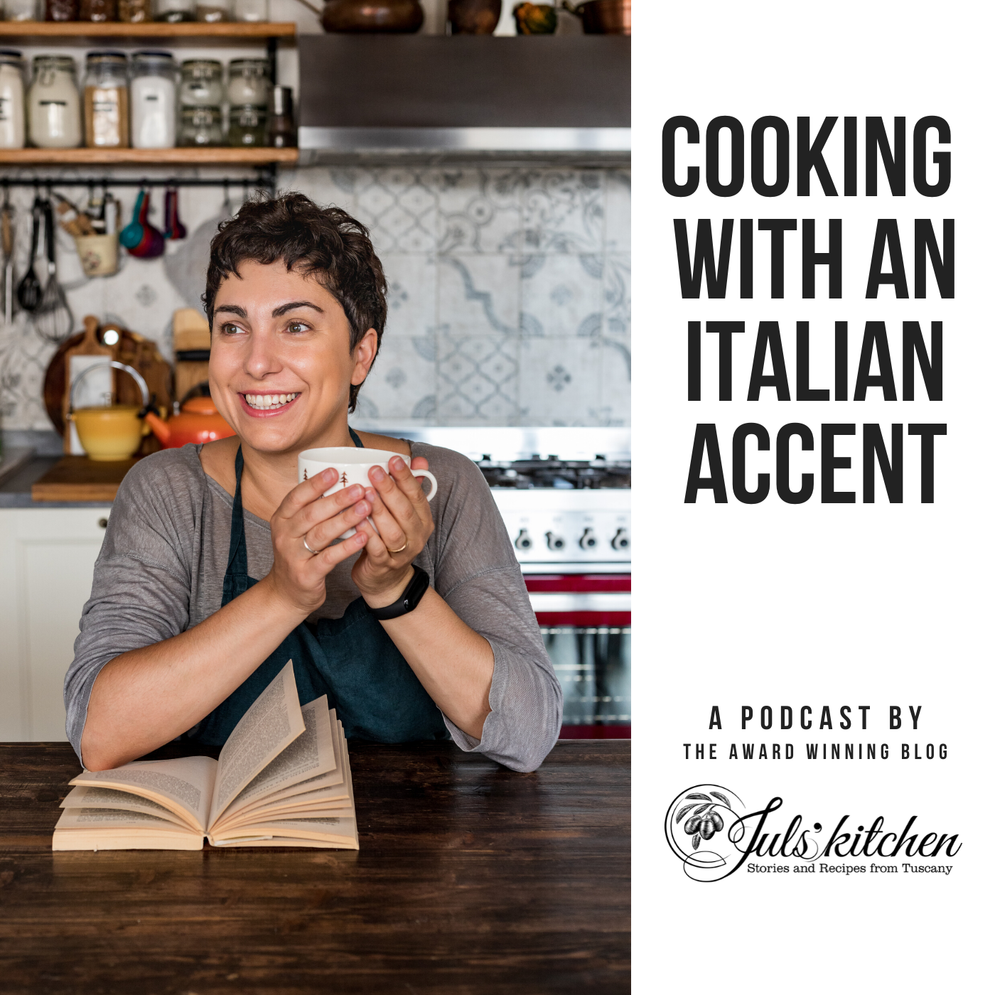 EP3 - Tuscan bread, the staple of Tuscan cooking - Cooking with an Italian accent