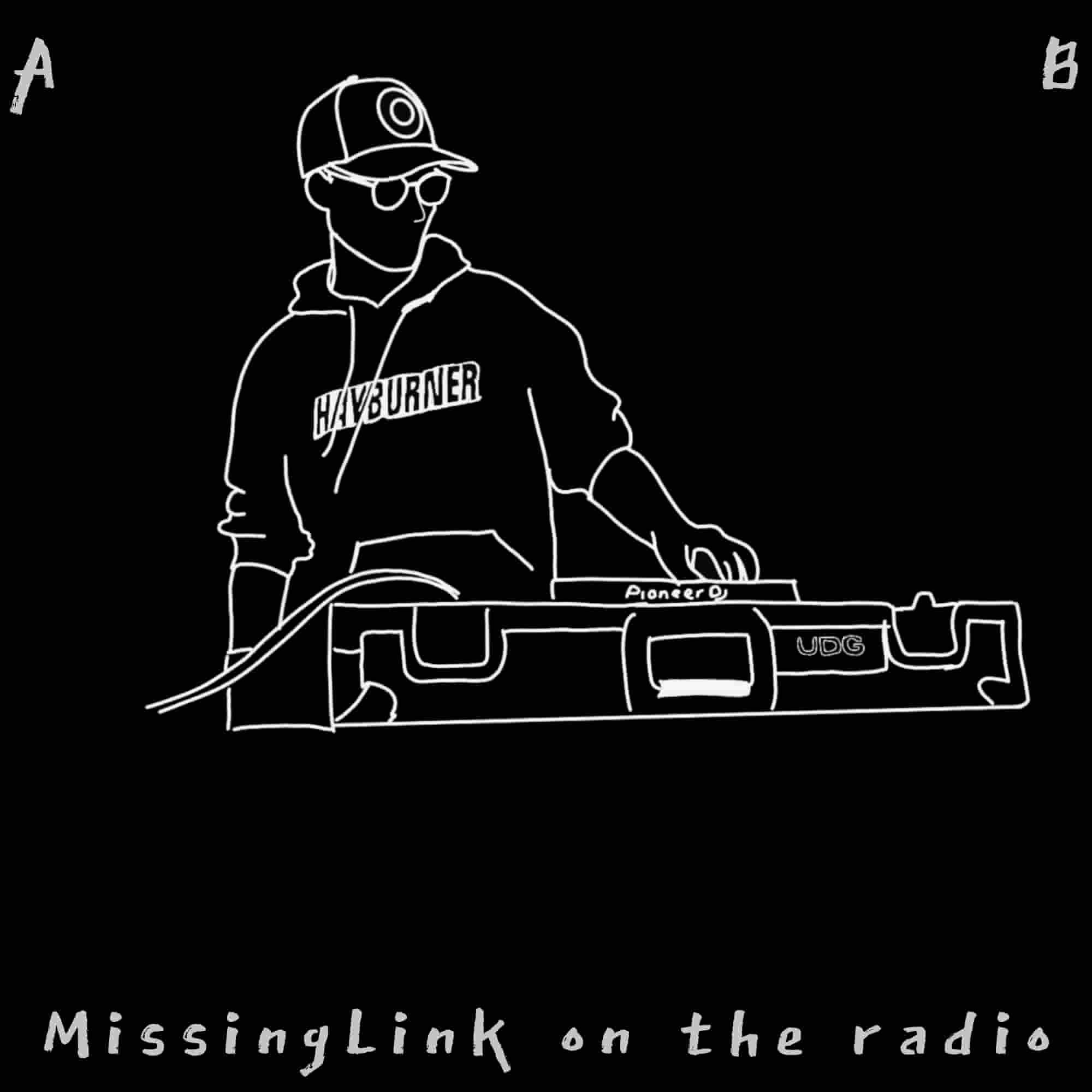 MissingLink on the radio