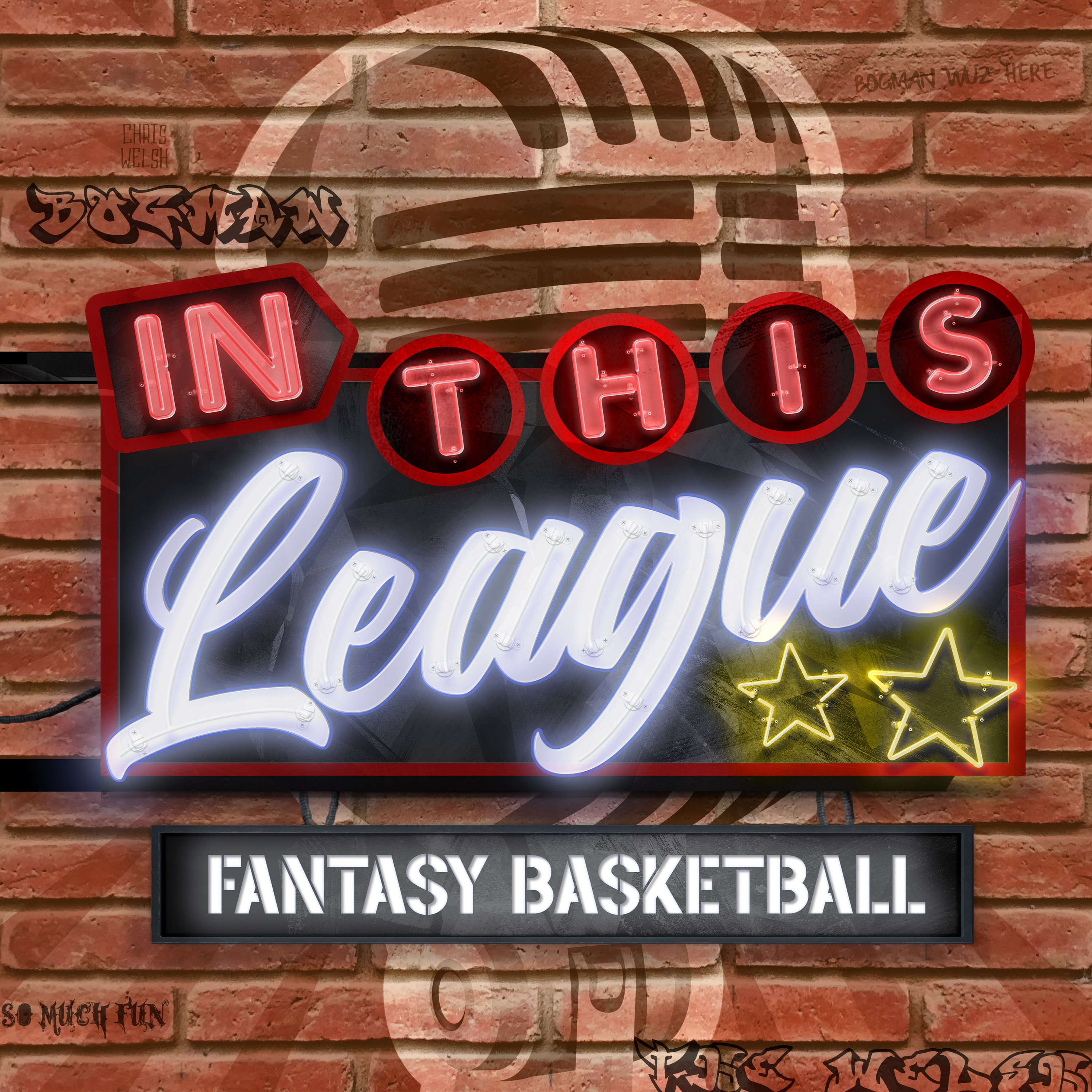 In This League Fantasy Basketball
