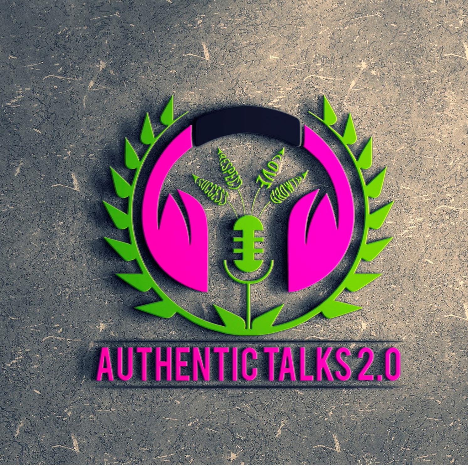 Authentic Talks 2.0 with Shanta