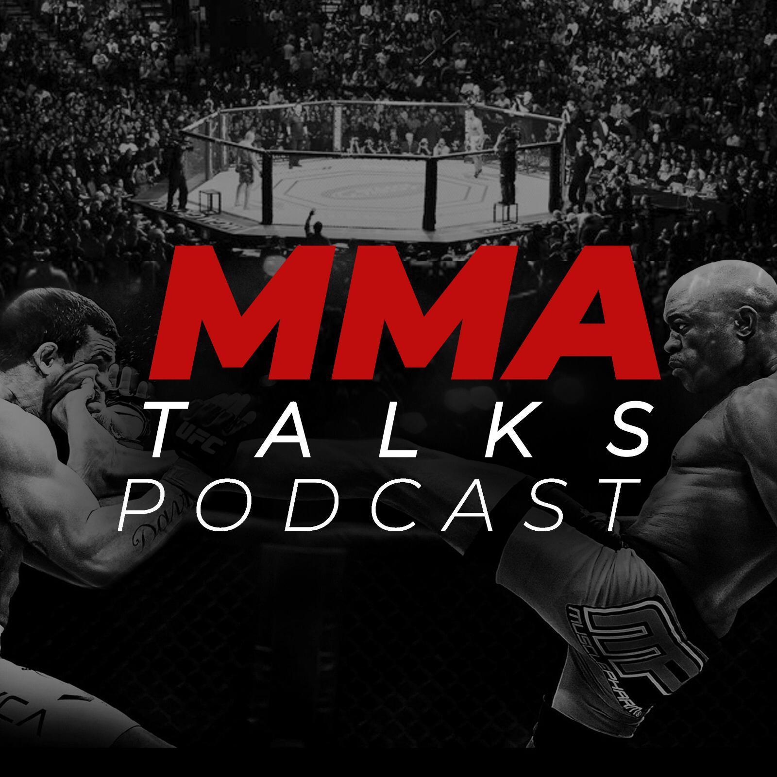 MMA Talks Podcast #66 - Anteprima Vettori vs. Holland