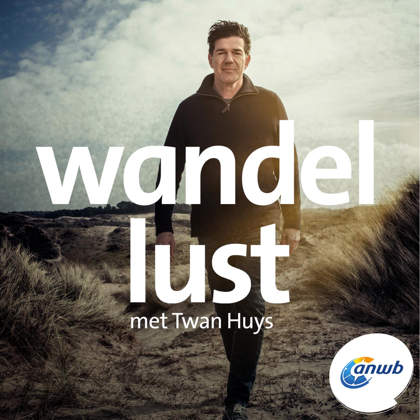 Wandellust met Twan Huys logo