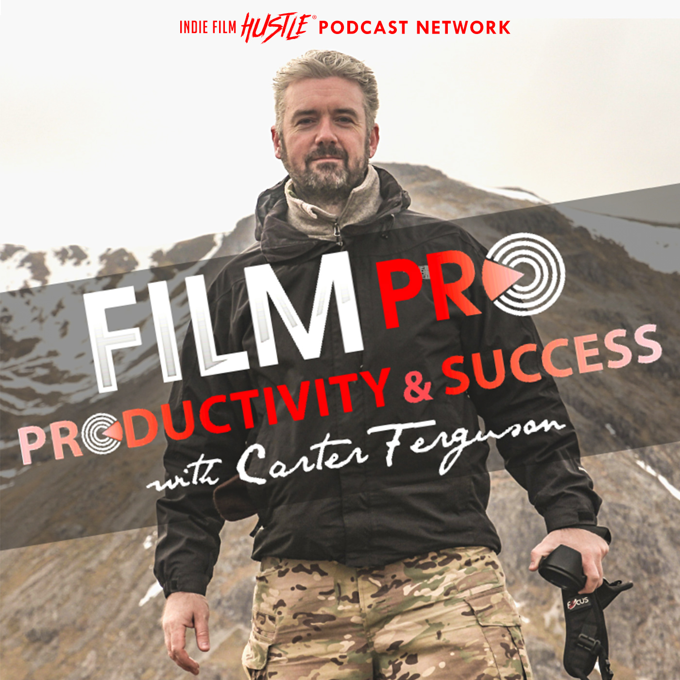 Film Pro Productivity & Success: A Filmmaking Podcast