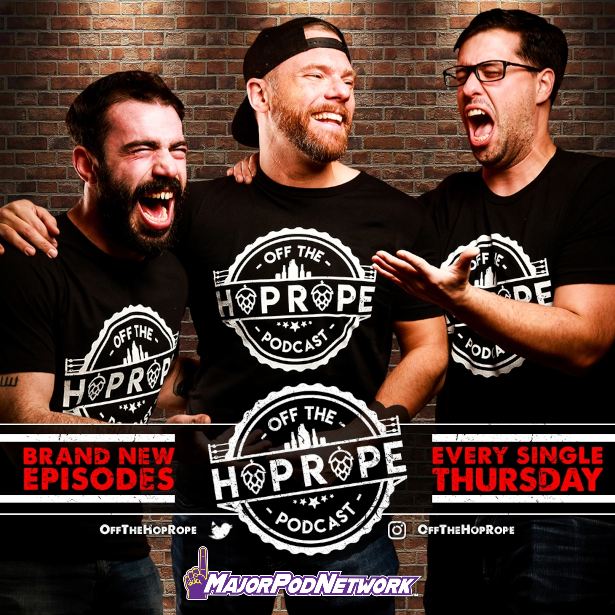 The Off The Hop Rope Podcast podcast
