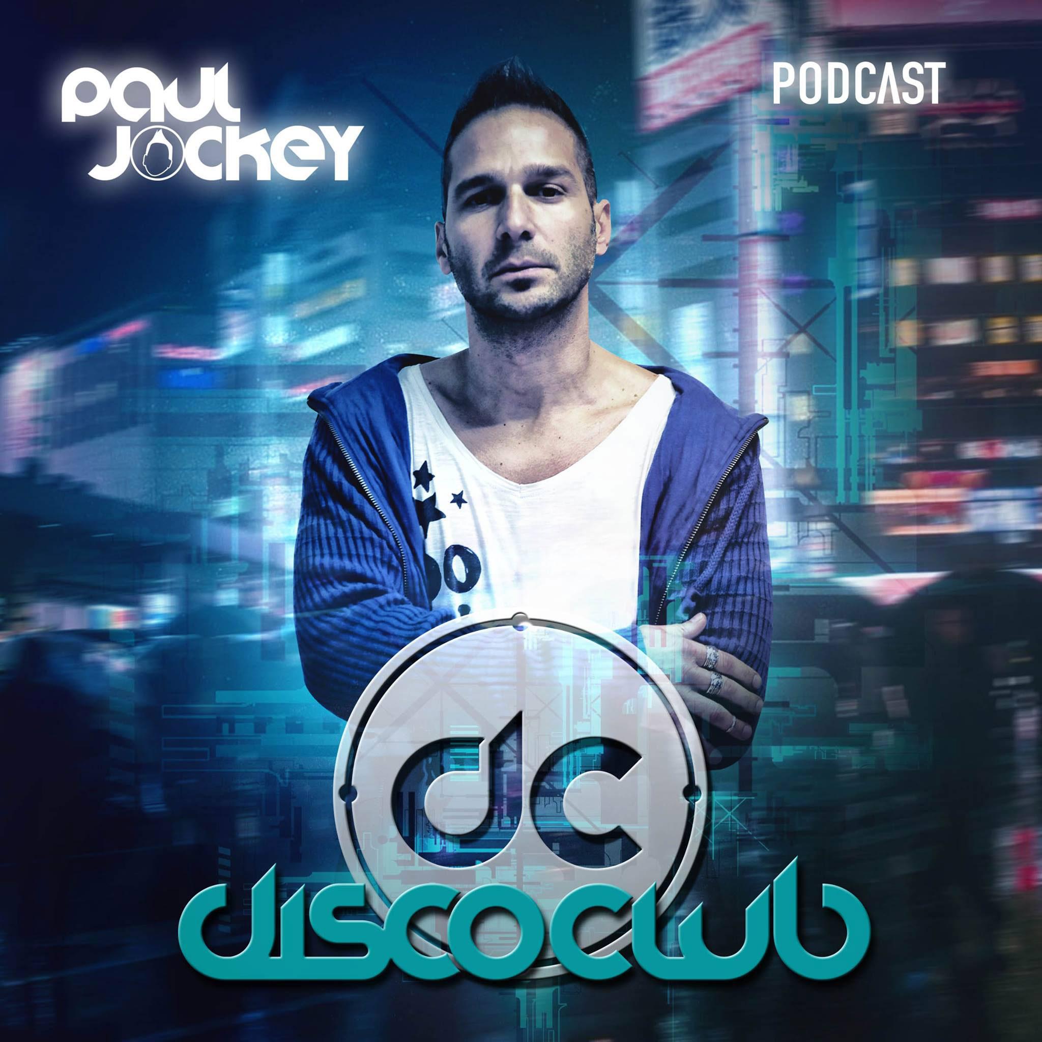 Disco Club -  Paul Jockey Official Podcast