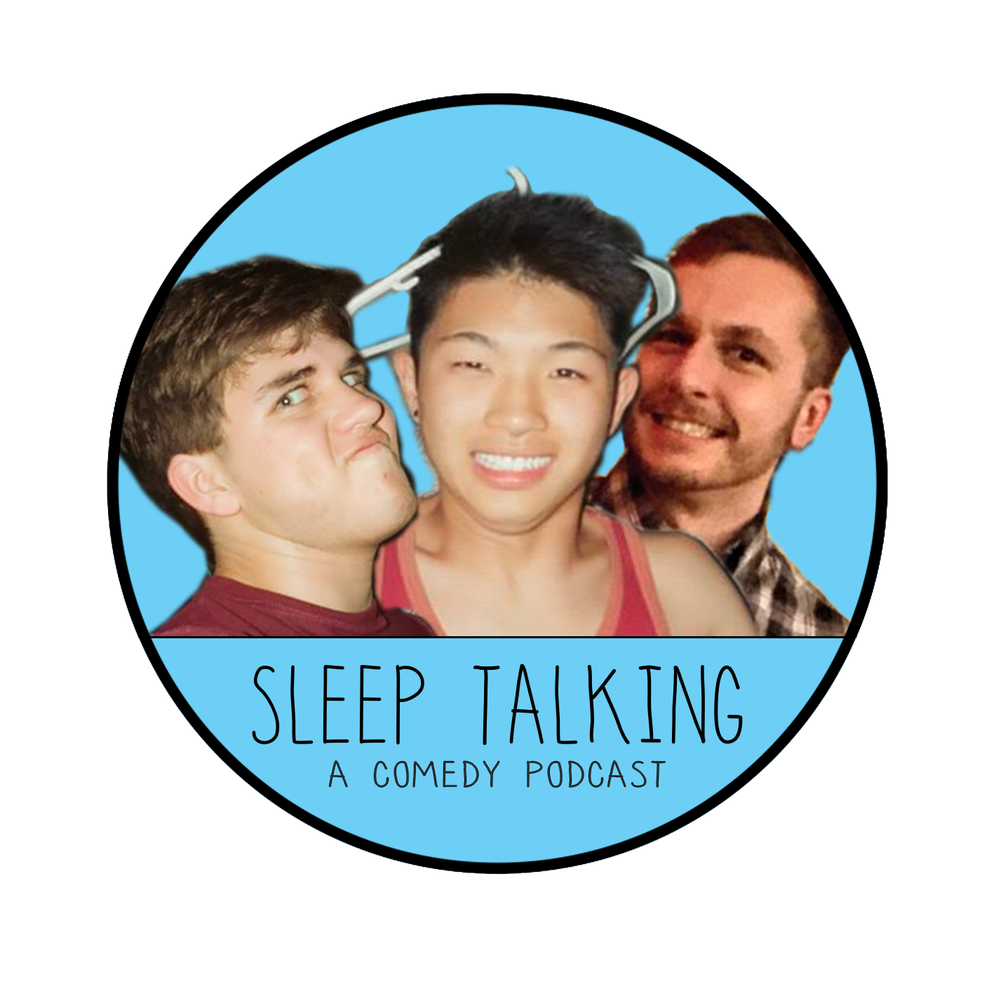 Sleep Talking - A Comedy Podcast