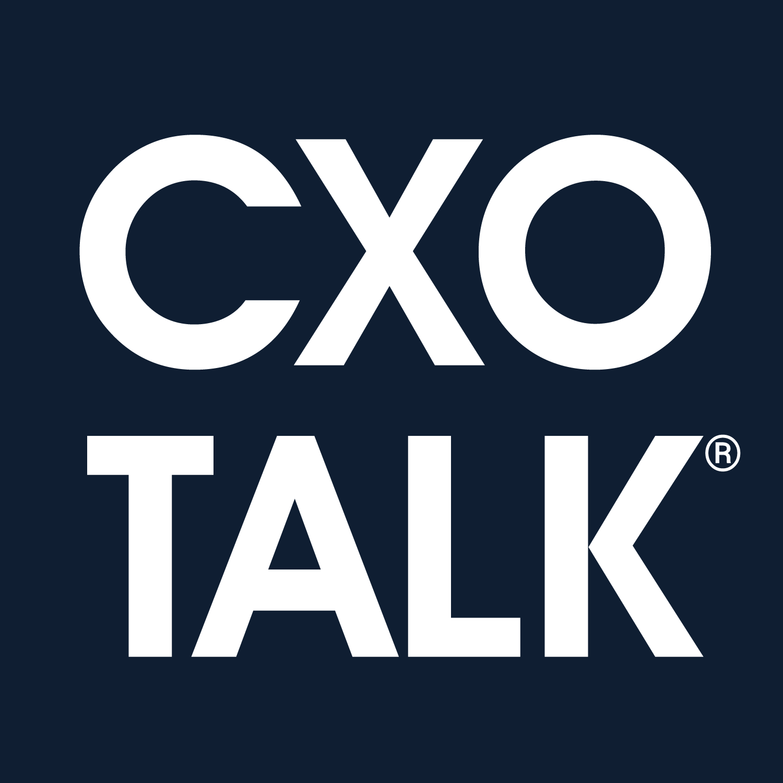 CXOTalk: Leadership, Innovation, Disruption